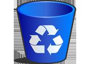 Servicio de retirada de resíduos.