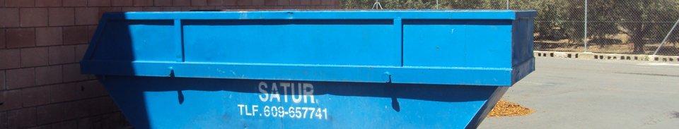 Servicios de contenedores en Alicante