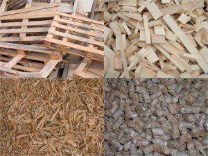 Tipos de maderas