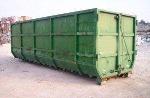 Contenedore de residuos de 30m3